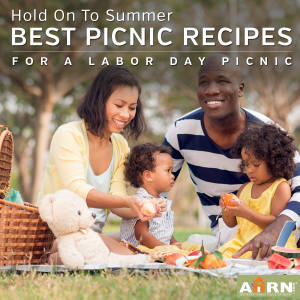 Hold on to summer with these picnic friendly recipes from AHRN.com