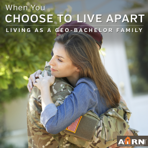 When you choose to live apart on AHRN.com