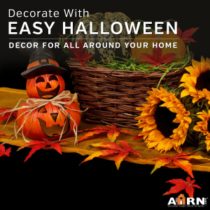 Decorate With Easy Halloween Decor For All Around Your Home with AHRN.com