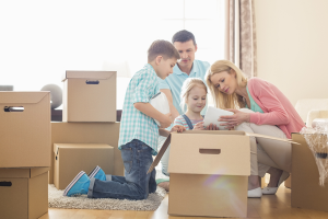 Tips for Reducing Moving Day Stress