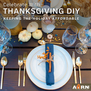 DIY Your Thanksgiving Decor