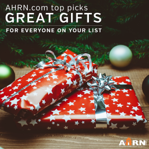 Great gifts for everyone on your list from AHRN.com