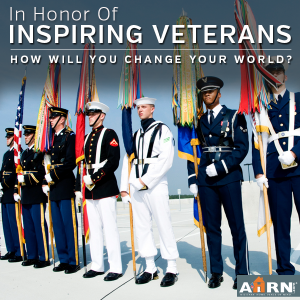 Veterans Who Inspire on AHRN.com