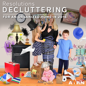 A Less Cluttered Home in 2016 with AHRN.com