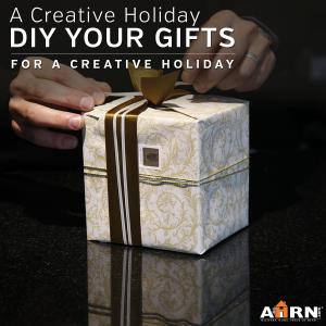 Your DIY Holiday gift round up on AHRN.com