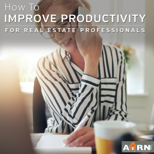 Improving productivity for real estate professionals with AHRN.com