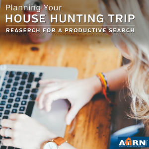 Plan A Spring Break House Hunting Trip