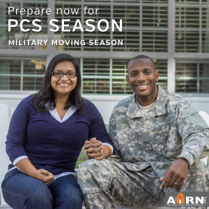 Property manages, its time to prepare for PCS season with AHRN.com