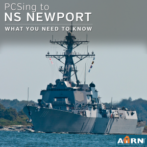 PCSing to Naval Station Newport - What you need to know with AHRN.com