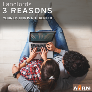 3 Reasons Your Listing Is Not Rented with AHRN.com