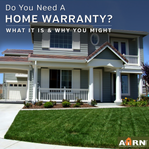 Do you need a home warranty with AHRN.com