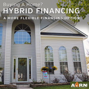 Hybrid Financing - a more flexible financing option with AHRN.com