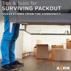 Surviving PCS packout with AHRN.com