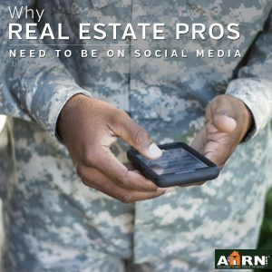Why Real Estate Pros Need To Be On Social Media   AHRN