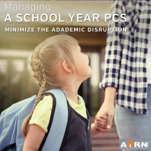 Managing A School Year PCS on AHRN.com