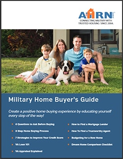 Military Home Buyer's Guide