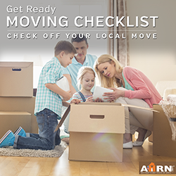 Local Move Checklist