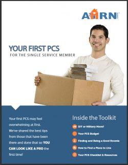 Single Service Member First PCS