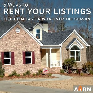 5 Ways To Rent Your Listings Faster with AHRN.com