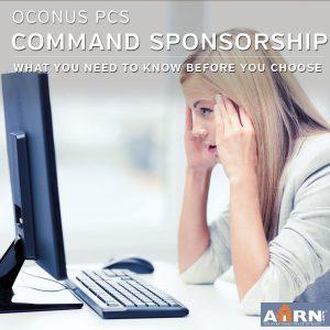 Command Sponsorship & Your PCS