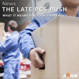 A Late 2016 PCS Push