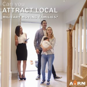 Attract Local Military Movers
