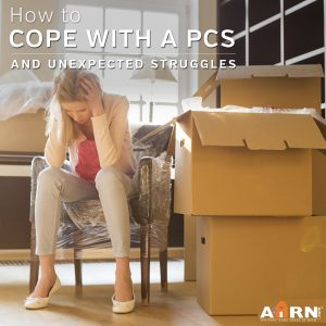 Coping with a PCS surprise