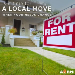 Is It Time for a Local Move?