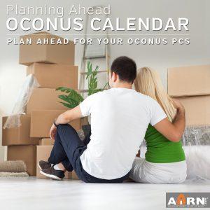 Your OCONUS PCS Calendar
