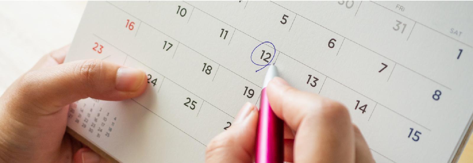 Scheduling a PCS Move