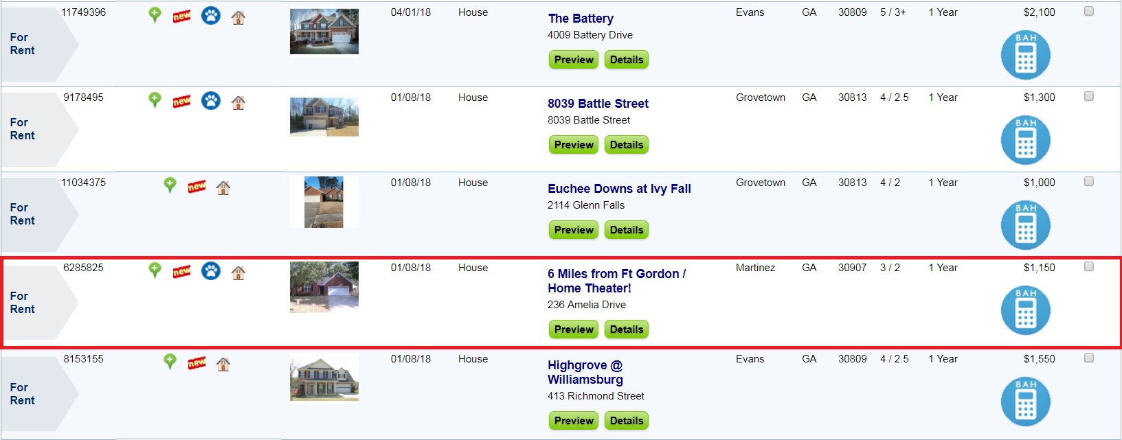 Using the Listing Title Field to Increase Listing Views