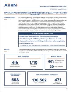 Case Study: Real Property Management Hampton Roads