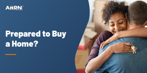 Prepared to buy a home