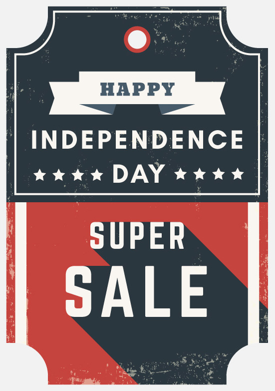 Happy Independence Day Sale graphic