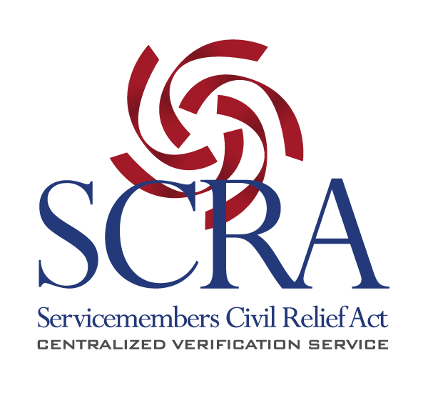 Service Member Civil Relief Act (SCRA) logo