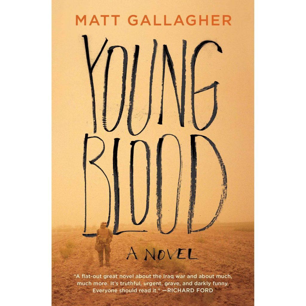 Youngblood, a novel, by Army veteran Matt Gallagher