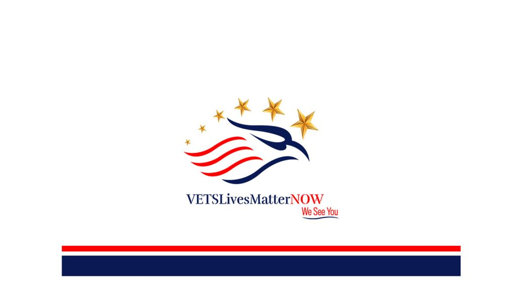 Vets Lives Matter Now Logo