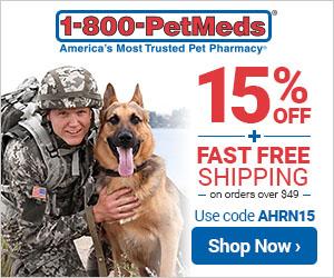 Pet Meds 15% Off