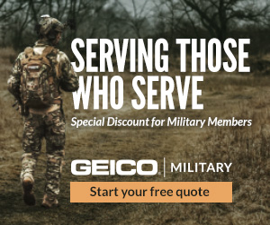 Military Appreciation Month Geico