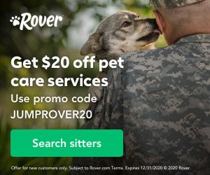 Military Appreciation Month 2020 - Rover