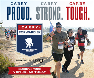 Military Appreciation Month 2020 - Wounded Warrior Project