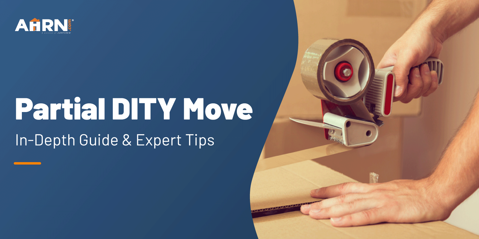 Partial DITY Move: In-Depth Guide & Expert Tips