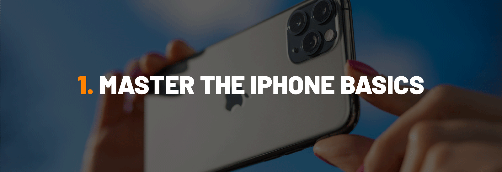 #1 Tip For Better iPhone Real Estate Photos - Master the iPhone Basics
