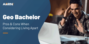 Geo Bachelor: Pros & Cons When Considering Living Apart
