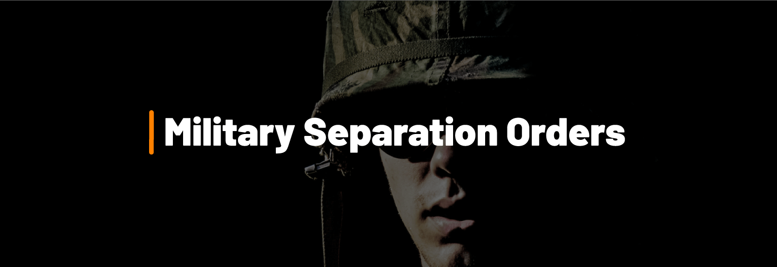 Military Separation Orders