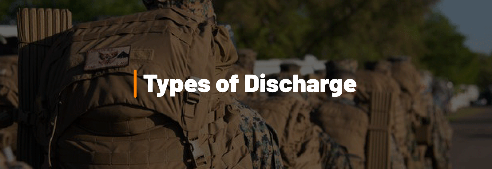Types of Discharge