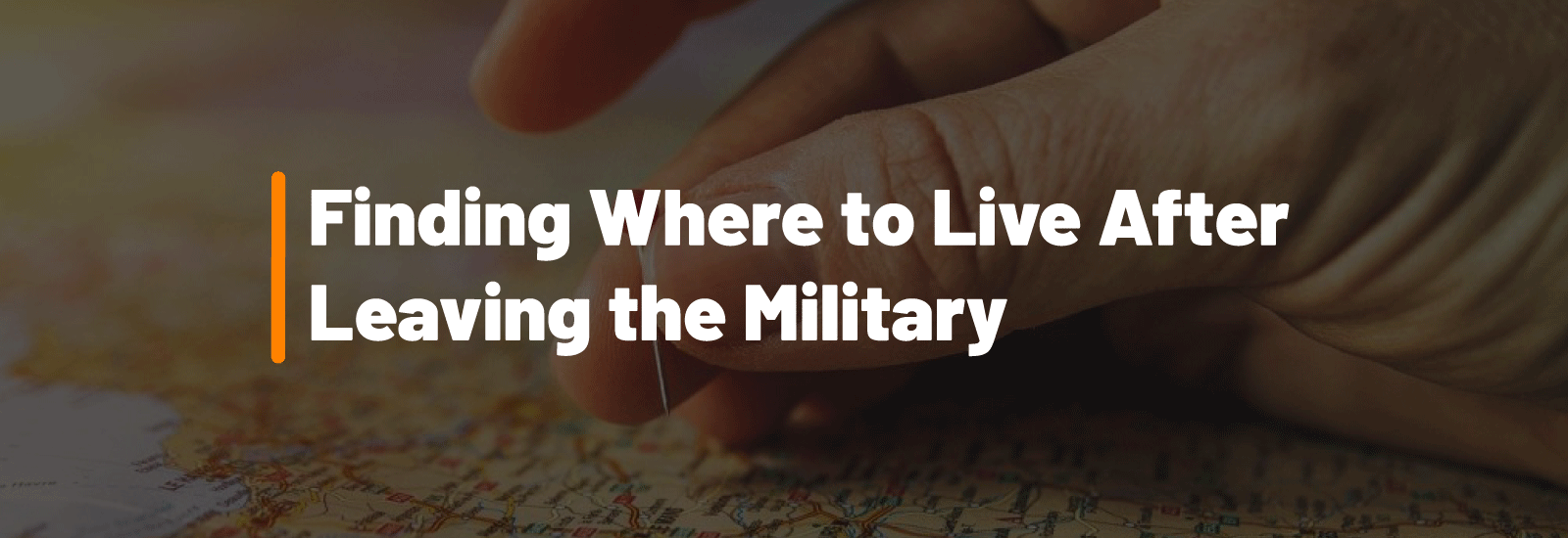 Finding Where to Live After Leaving the Military