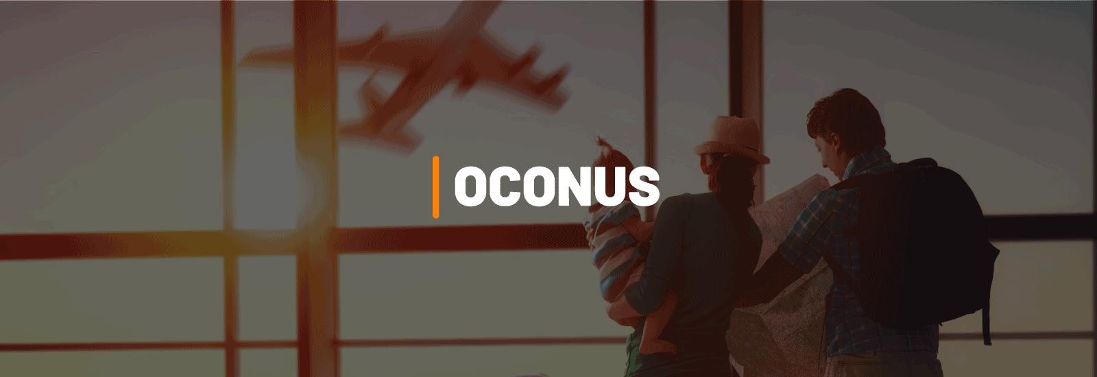 What is OCONUS?