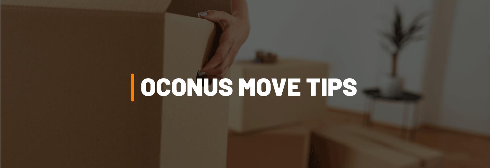OCONUS Move Tips