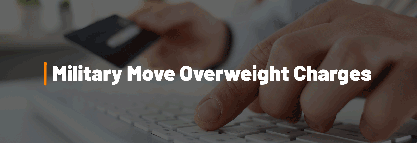 Military Move Overweight Charges